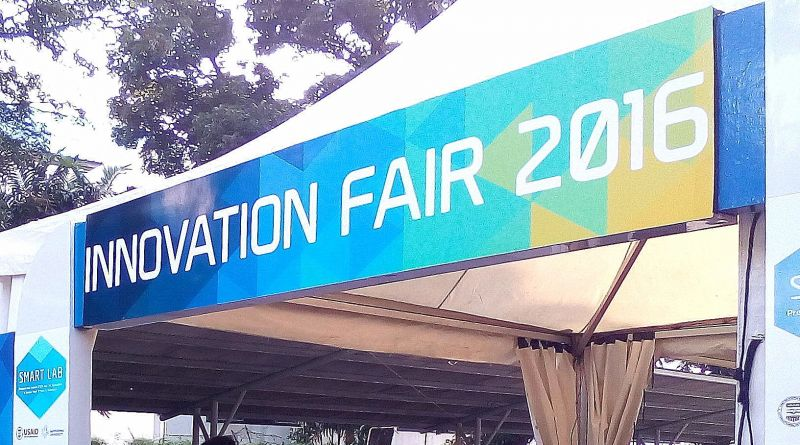 Eksistensi FMIPA IPB dalam Acara USAID-SMART Lab Innovation Fair 2016