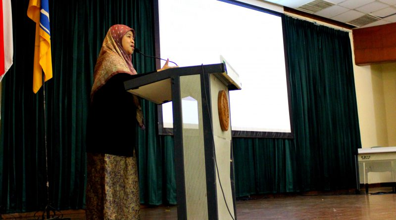 Dekan Perempuan Pertama FMIPA IPB