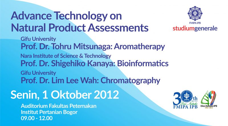 Advance Technology on Natural Product Assessments