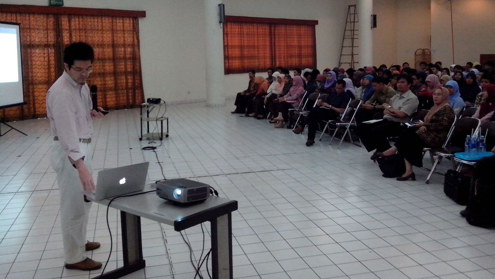 Seminar Seputar Bioinformatika FMIPA IPB 2013