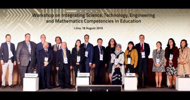 Dekan FMIPA Menjadi Pembicara Workshop di APEC Peru 2016