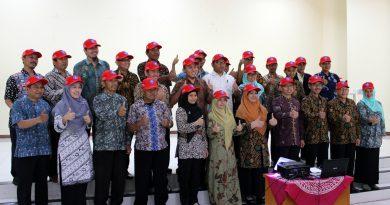 Rabuan Bersama FMIPA: Berkomitmen dan Berteman
