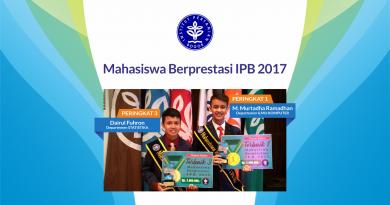 Mahasiswa Berprestasi 2017 Tingkat IPB