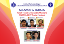 Prestasi Mahasiswa FMIPA IPB di ON MIPA 2017