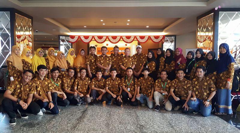 FMIPA IPB dari Ajang PIMNAS 30 Makassar