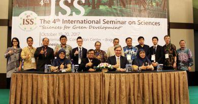 ISS Keempat: Sains untuk Kemajuan yang Ramah Lingkungan