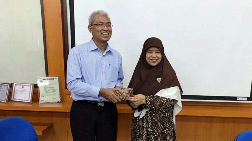 Sinergi FMIPA IPB dan Faculty of Science UTM