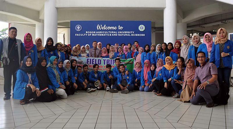 Kunjungan FMIPA Universitas PGRI Palembang