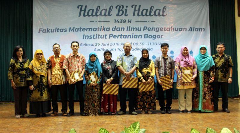Halal Bi Halal FMIPA 1439 H