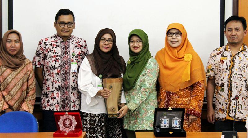 Kunjungan Fasilkom-TI Universitas Sumatera Utara