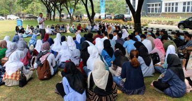 Siswa SMA Jadi Mahasiswa Sehari di FMIPA IPB