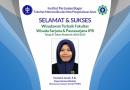 Wisudawan Terbaik Fakultas Wisuda Tahap III Tahun Akademik 2018/2019