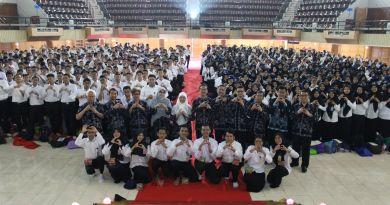 Masa Pengenalan Kampus Mahasiswa Baru (MPKMB) 56 FMIPA IPB
