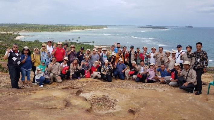 Berhasil Kembangkan Geopark Belitung, Departemen Biologi FMIPA IPB Diminta Kembangkan Geopark Indonesia di Natuna