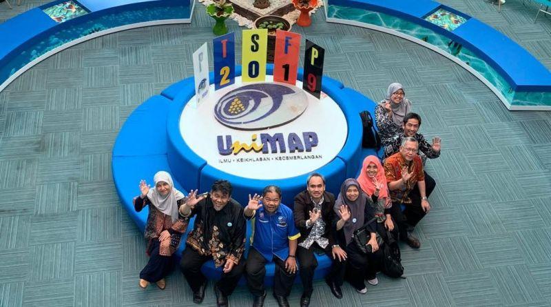 Departemen Fisika FMIPA IPB Melawat Akademik ke UniMAP, Malaysia