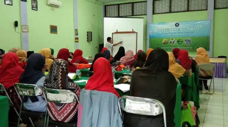 Peningkatan Mutu Pendidikan Bagi Guru Biologi Sekabupaten Bogor melalui Pendalaman Materi Ajar