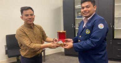 Departemen Fisika FMIPA IPB University Jajaki Kerjasama dengan Csnano UTM Malaysia