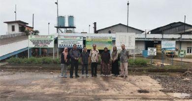 Dosen Departemen Fisika FMIPA IPB Berikan Solusi Pengolahan Limbah Tandan Kosong Kelapa Sawit
