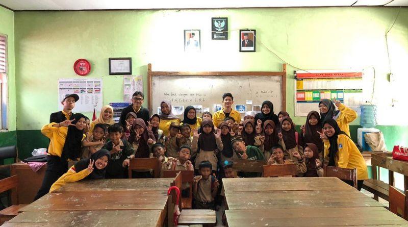 Himagreto FMIPA IPB Beri Pendidikan Antisipasi Bencana Meteorologi kepada Siswa SD di Bogor