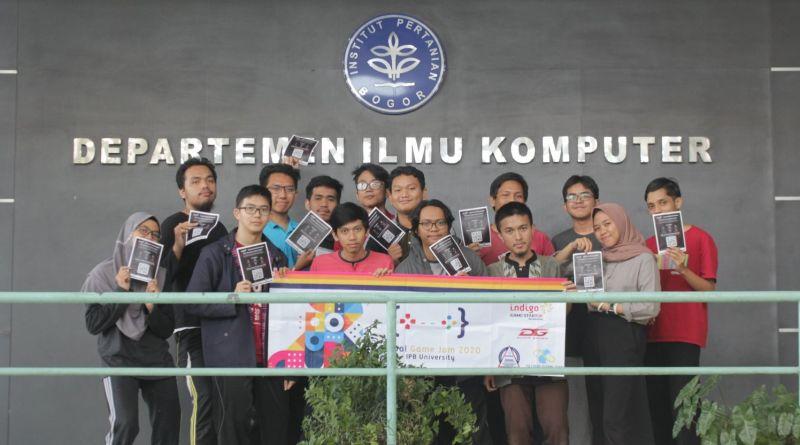 Mahasiswa Departemen Ilkom FMIPA IPB Gelar Global Game Jam 2020
