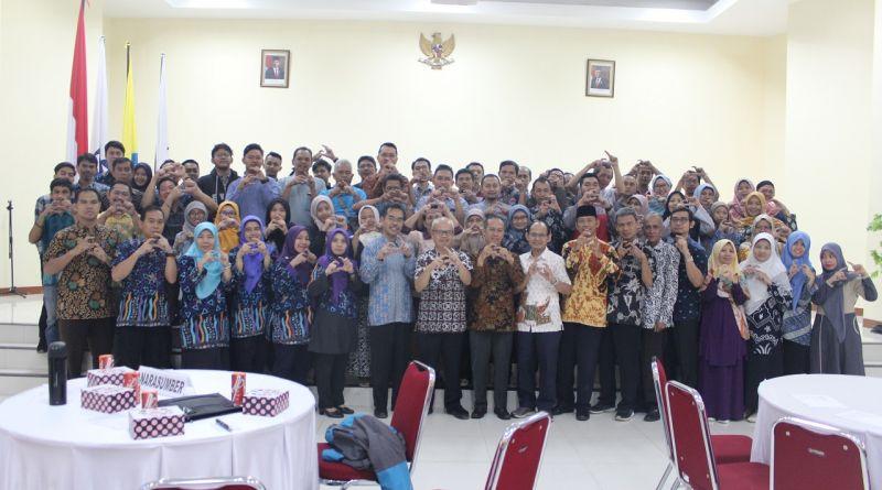 FMIPA IPB Gagas Kegiatan Workshop Kearsipan Pertama pada level Fakultas di IPB