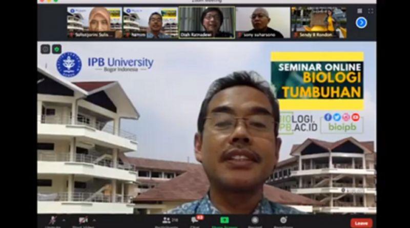 Dosen FMIPA IPB University: Herbal dan Bumbu Diduga Hambat Mortalitas Akibat COVID-19 di Asia