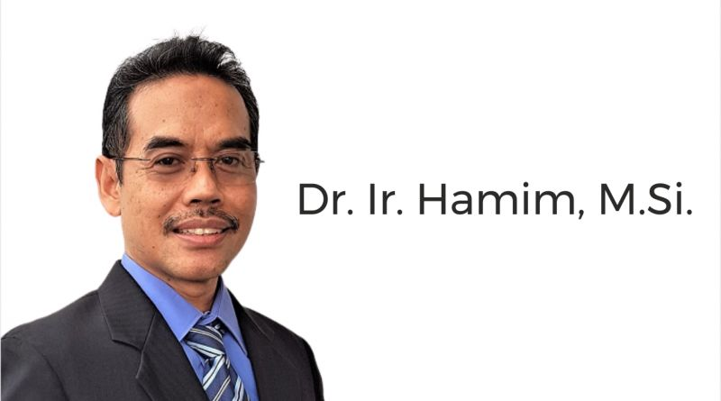 Dr. Ir. Hamim, M.Si. : Pengembangan Tanaman C4 Jadi Peluang Sukses Ketahanan Pangan