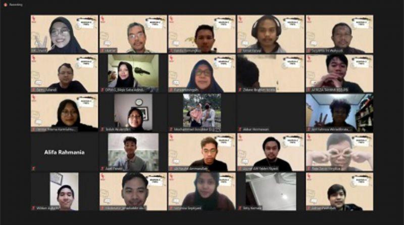 Ngariun-G: Dialog, Diskusi dan Mengenal Pemimpin Baru FMIPA IPB University