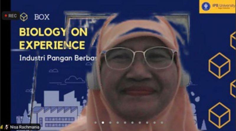 Usai Berburu Ilmu Bioteknologi Pangan, Mahasiswa Biologi Indonesia Ikuti Virtual Tour di Industri Yakult